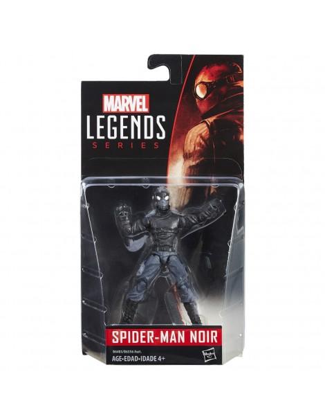 Marvel Legends Series action figures Spider-Man Noir B6402-B6356 di Hasbro