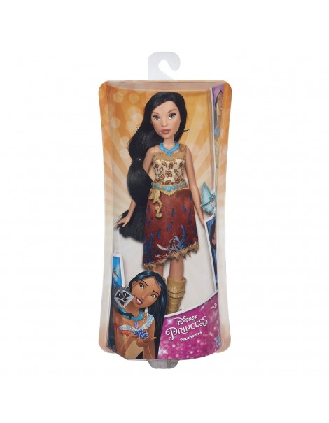 Disney Princess Pocahontas Fashion Doll B5828-B6447 di Hasbro