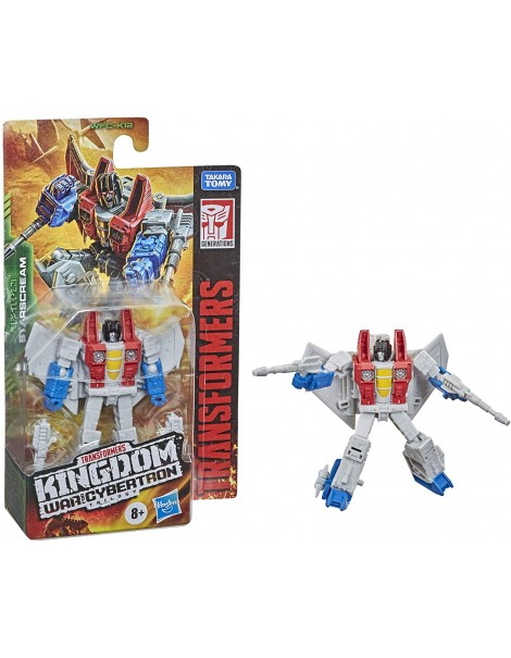 Transformers War for Cybertron, Starscream figure di Hasbro F0665-F0363