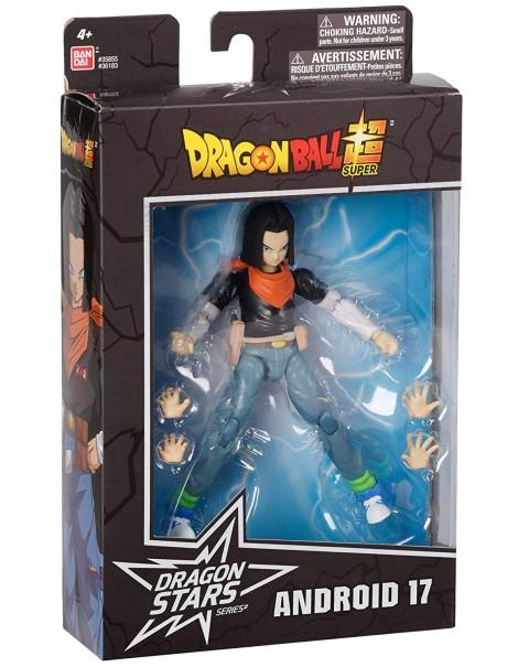 Dragon Ball Super - Android 17 Figure ,C17 di Rocco Giocattoli