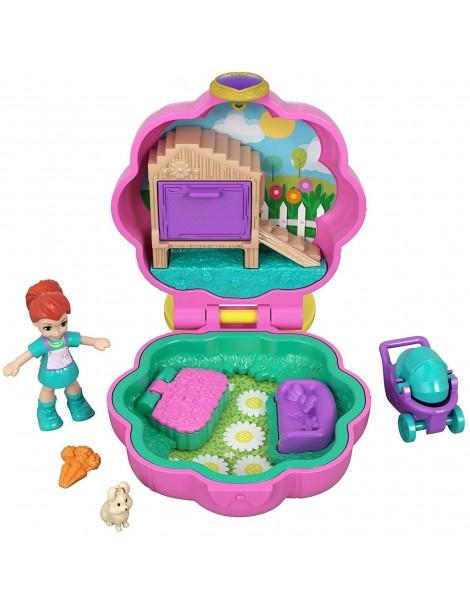 Polly Pocket Mini Cofanetto Il parchetto di Lila, Mattel  GCN08