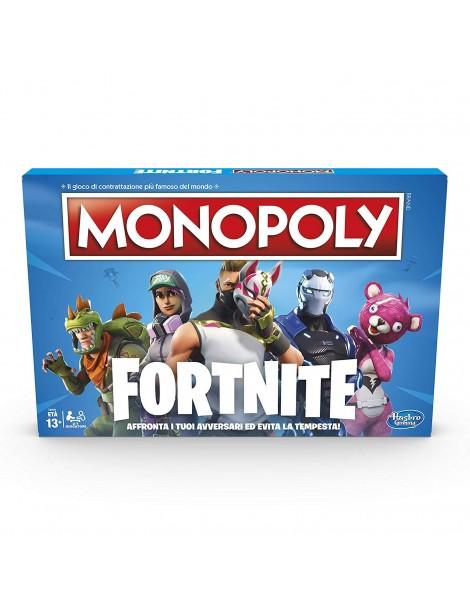 Monopoly Fortnite Gioco da Tavolo di Hasbro E6603103