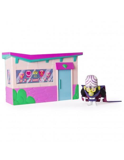Powerpuff Girls 6028020 Powerpuff Girls - Mojo Jojo Jewelry Store Heist Playset by Power Puff Girls