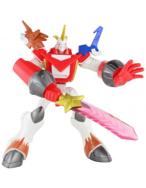 NUOVO Digimon Fusion Shoutmon X4 SNODATO Action Figure