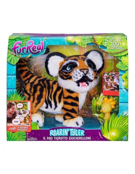 Fur Real Friends - Tyler la Tigre B90711030 di Hasbro