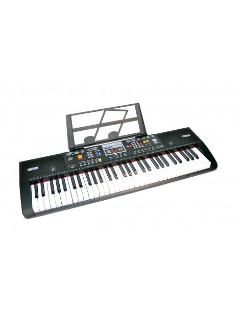 Bontempi 6115 -     Tastiera digitale 61 tasti con lettore MP3