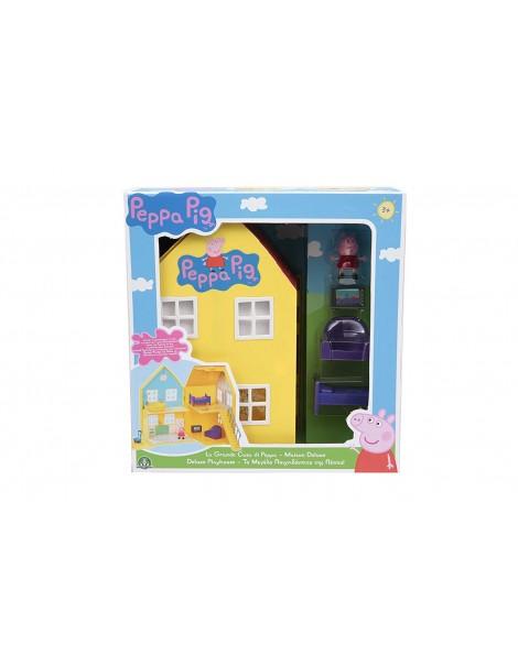 Peppa Pig la Grande Casa Deluxe di Giochi Preziosi PPC38000
