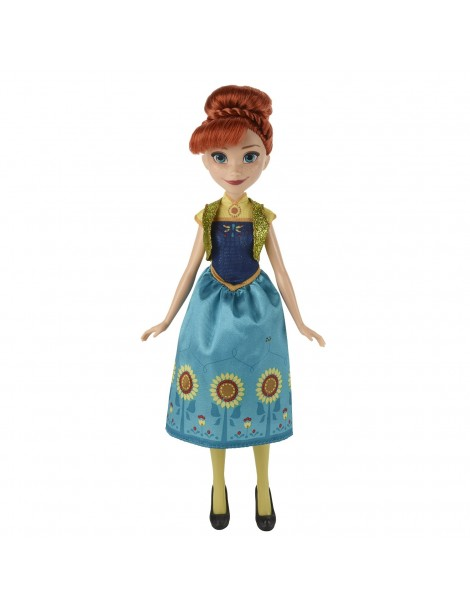 Disney Frozen - Fashion Fever Doll Anna