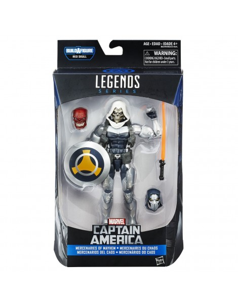 Marvel Legends: Captain America Mercenaries of Mayhem - Taskmaster