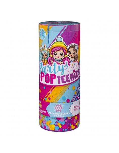 Party Pop Teenies, Confezione da 1 bambolina a sorpresa di Spin Master 6044096