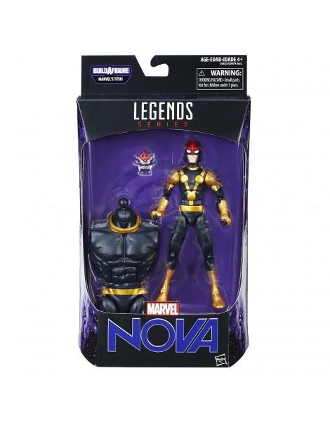 Marvel Legends Guardiani della Galassia Vol. 2 - Sam Alexander Nova 15cm