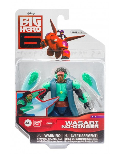 Big Hero 6 10cm Action Figures