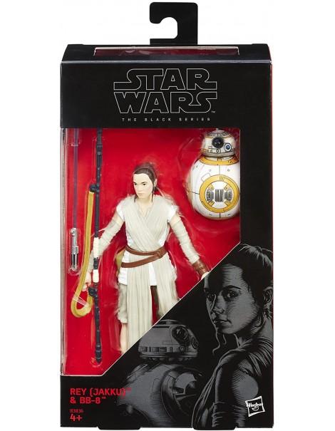 Star Wars - The Black Series, Personaggio di Rey B3836-B3834 Hasbro