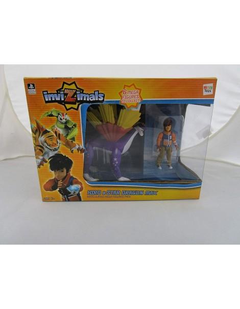 Invizimals, Hiro e Star Dragon di IMC Toys 30107