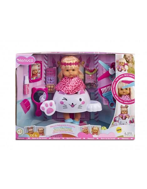 Nenuco Parrucchiera Glitter, Famosa  700015153