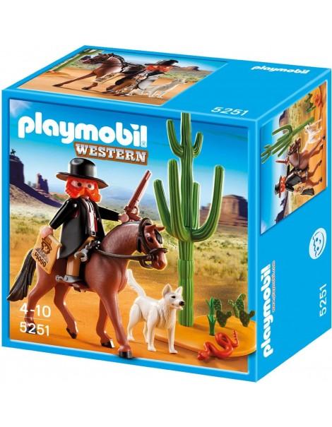 Playmobil 5251 - Sceriffo a cavallo