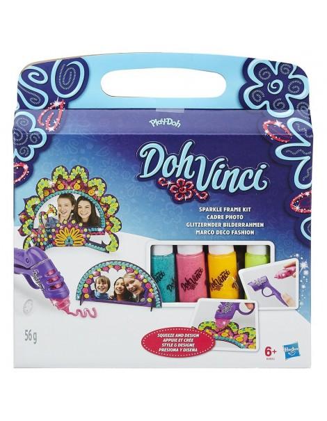 Doh Vinci - Cornice Sparkle B4933 di Hasbro