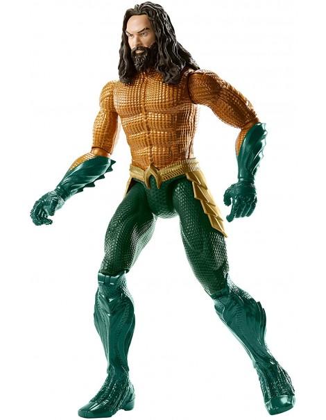 Aquaman Personaggio Articolato 30 cm, Mattel FXF91