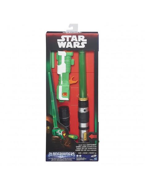 Star Wars - BLAST TECH LIGHTSABER Spada Laser di Hasbro B8264