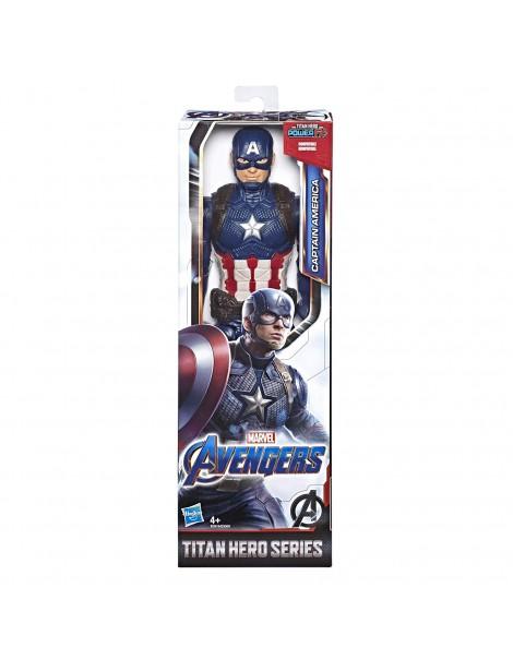 Avengers Titan Hero Captain America, Hasbro E3919-E3309