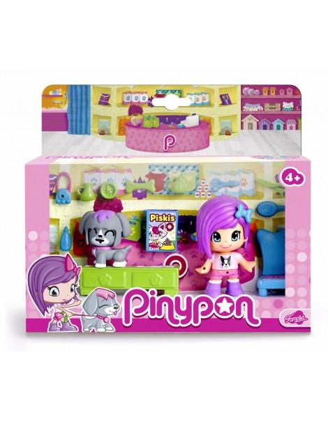 Famosa 700012737 - Pinypon Pets Care Salone di Bellezza