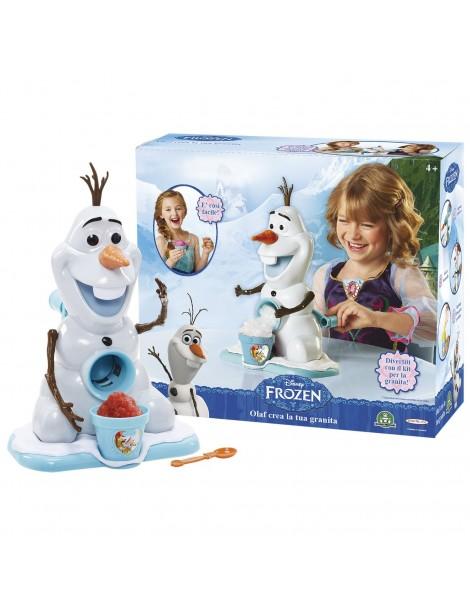 Frozen Crea La Tua Granita con Olaf di Giochi Preziosi GPZ18512
