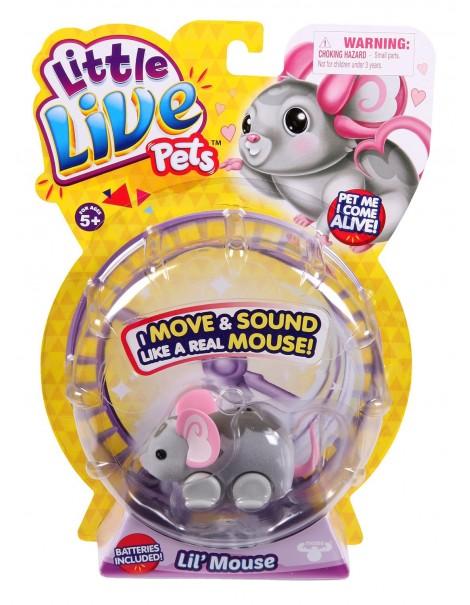 Little Live Pets Lil' Mouse Topolitos - Smooch