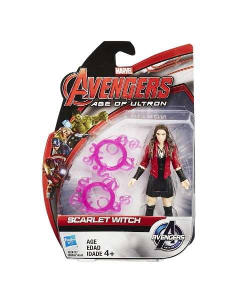 Marvel-Avengers Action Figures Scarlet Witch 10cm B0437-B2472 di Hasbro