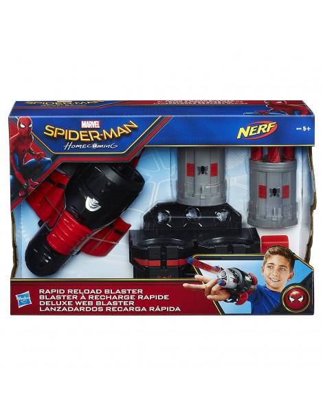 Spiderman - Blaster Ragnatela B9702 Hasbro