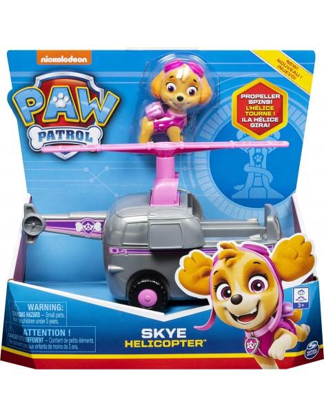 Paw Patrol - SKYE HELICOPTER COMPRESO DI PERSONAGGIO di Spin Master 6061800