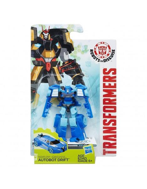 Transformers: Robots in Disguise  Blizzard Strike Autobot Drift B7047-B0065