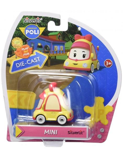 Robocar Poli Toy - Mini (Diecasting/Non-Transformer) by Robocar Poli
