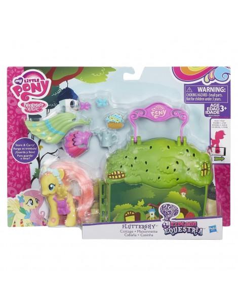 My Little Pony - Playset Mini Valigetta Fluttershy