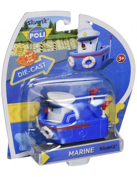 Robocar Poli Toy - Marine (Diecasting/Non-Transformer) by Robocar Poli
