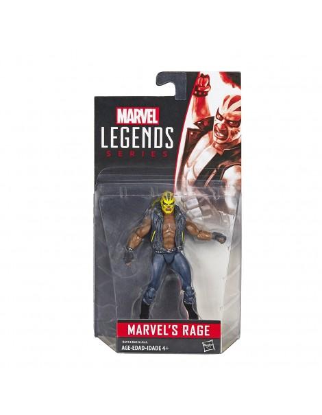 Marvel Universe Infinite 11 cm Action Figure - Rage