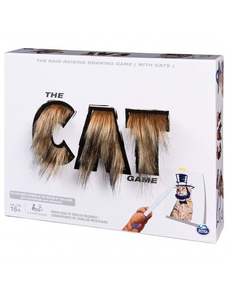The Cat Game, gioco di società di  Editrice Giochi 6037212