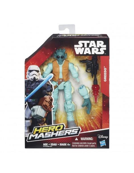 Star Wars Hero Mashers Episode IV Greedo