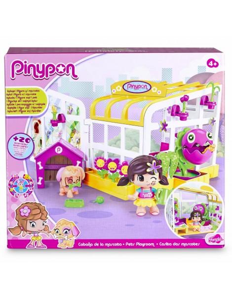 Pinypon Pets Playground Giardino di Famosa 700012739