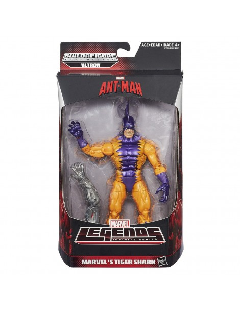 Marvel Legends Infinite Series Tigershark Action Figure B3292-B2982
