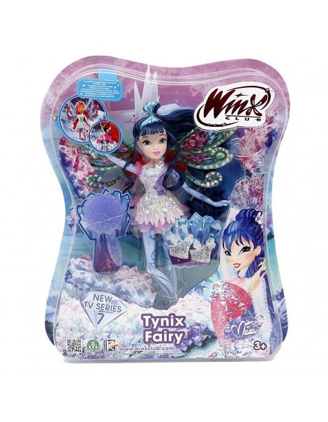 Winx Tynix Fairy - Bambola Musa di Giochi Preziosi WNX22000