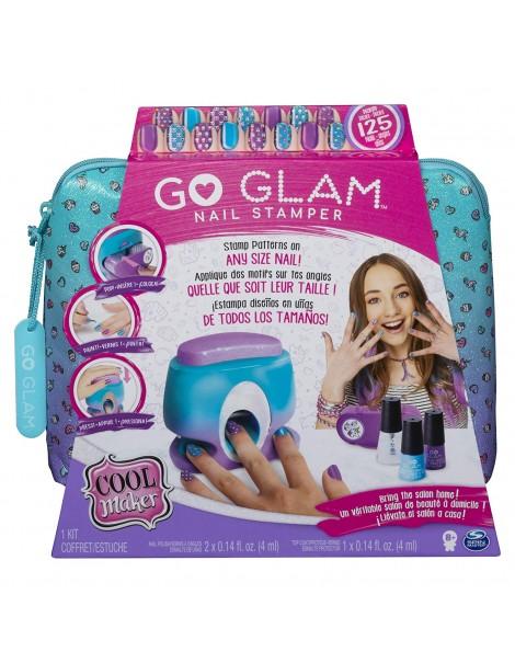 Cool Maker- Go Glam Nail Stamper di Spin Master 6045484