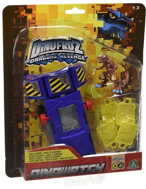 Dinofroz Collezzionabili Orologio Dinowatch con Suoni