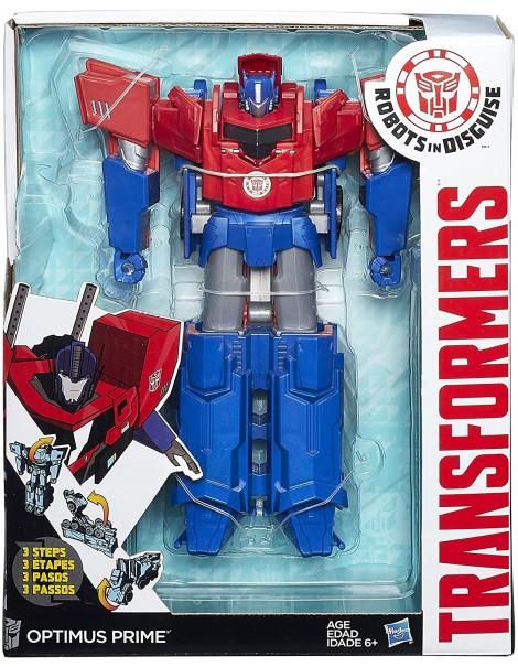 B0899ES0 Transformers Rid Hyper Change Personaggio Optimus Prime