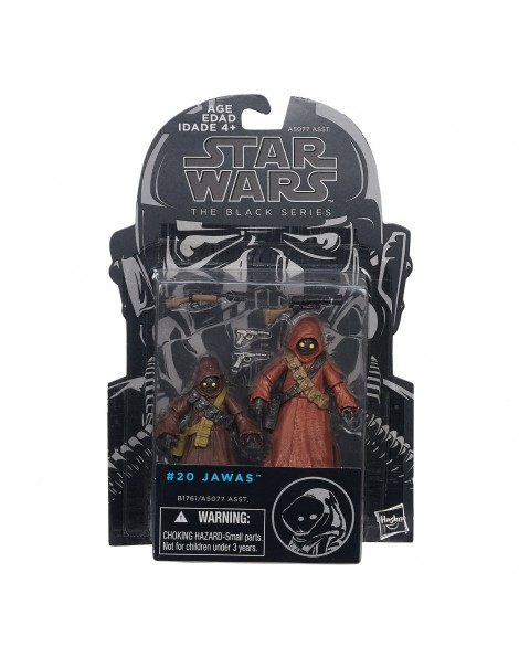 Star Wars The Black Series Jawas 3 3/4-Inch Action Figure