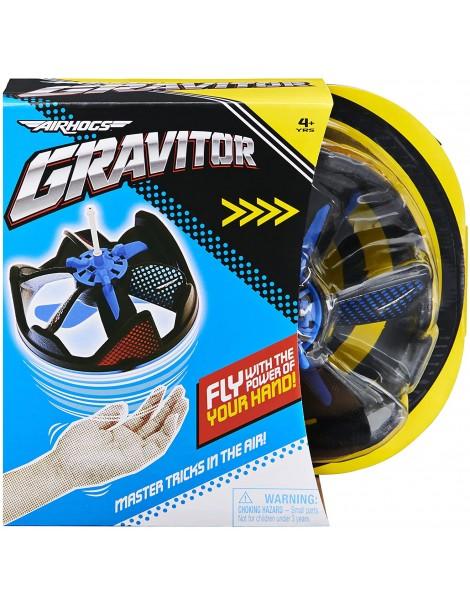 AIR HOGS GRAVITOR, giocattolo volante ricaricabili tramite USB,  Spin Master 6060471