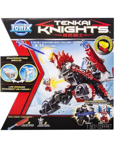 Ionix Tenkai Knights - 2-in-1 Blastank / War Stallion 11002