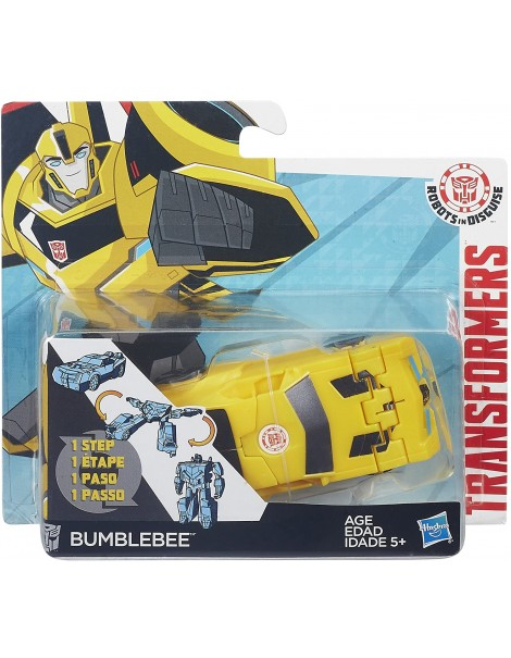 Transformers  1-Step Changers Bumblebee B4650-B0068