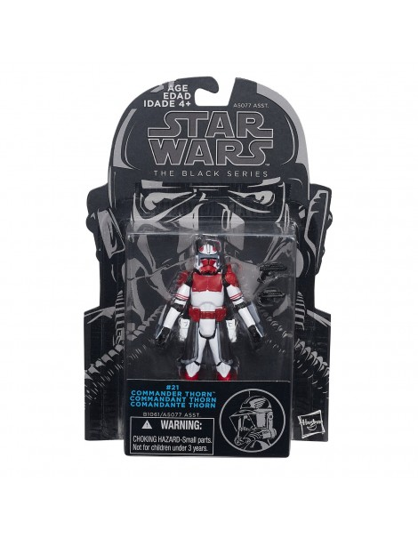 Star Wars The Black Series Commander Thorn 3 3/4-Inch Action Figure