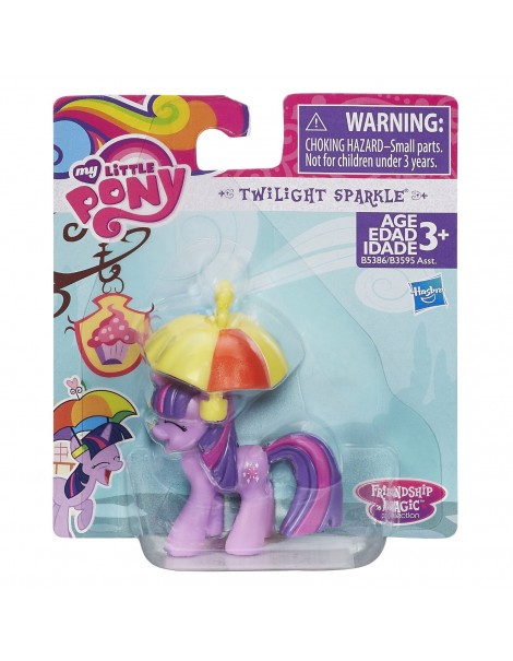 My Little Pony Fim Singoli Twilight Sparkle B3595 B5386 HASBRO