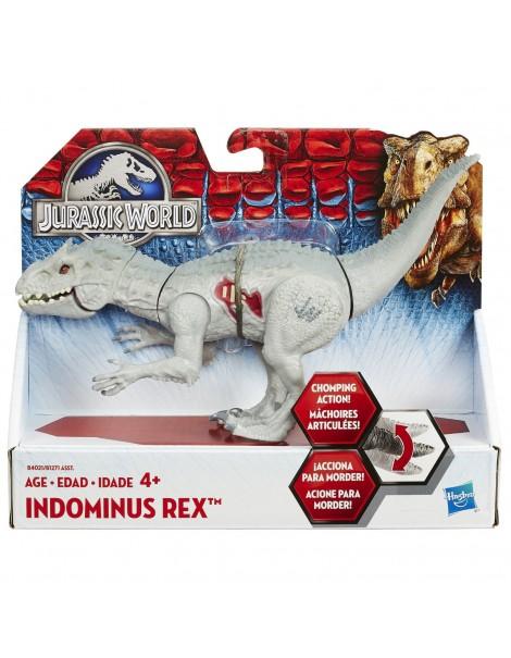 Jurassic World Bash And Bite Indominus Rex B1271-B4021 di HASBRO